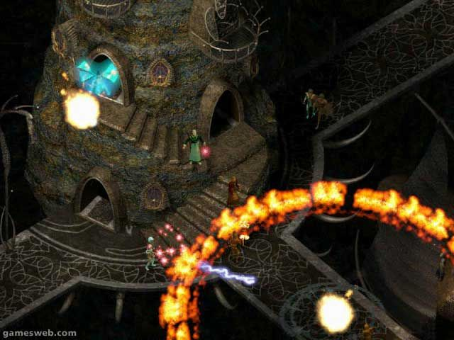 Baldur's Gate 2: Schatten von Amn - Screenshots - Bild 20