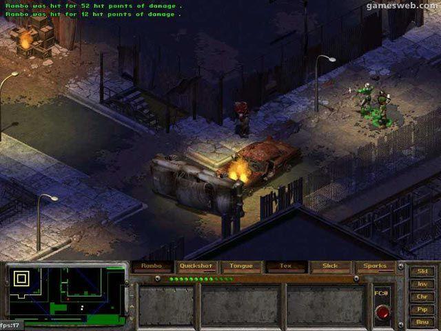 Fallout Tactics - Screenshots - Bild 10