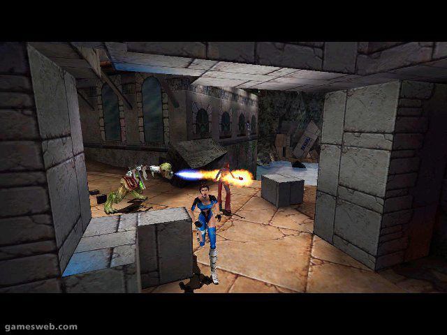 Heavy Metal F.A.K.K. 2 - Screenshots - Bild 4