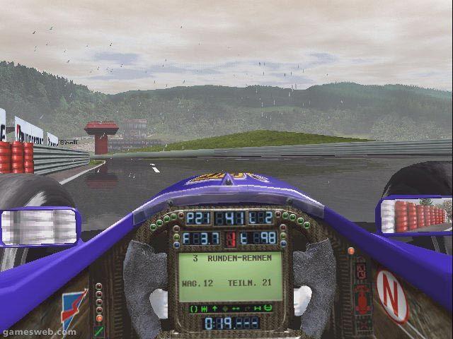 Grand Prix 3 - Screenshots - Bild 13