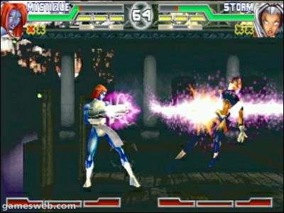 X-Men Mutant Acadamy  Archiv - Screenshots - Bild 9
