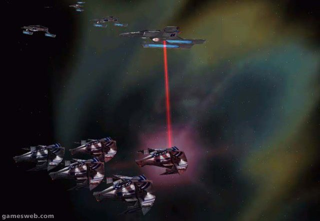 Starfleet Command 2 Screenshots Archiv - Screenshots - Bild 12