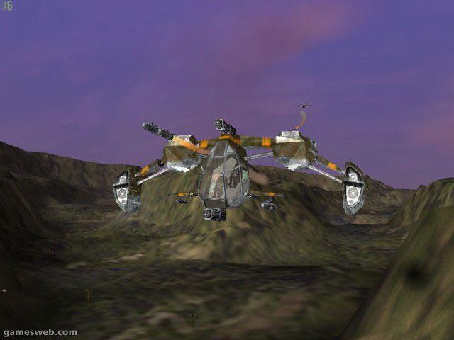 Echelon Screenshots Archiv - Screenshots - Bild 2