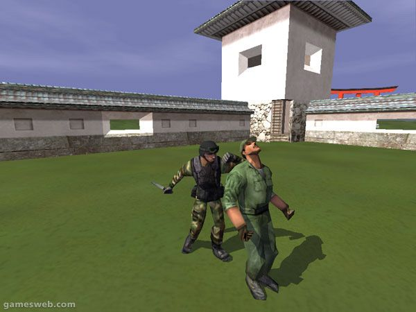 Delta Force - Land Warrior Screenshots Archiv - Screenshots - Bild 13