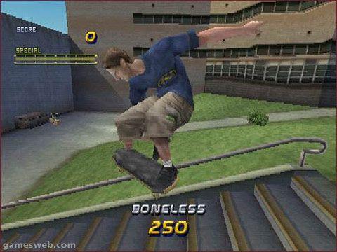 Tony Hawk's Pro Skater 2  Archiv - Screenshots - Bild 11