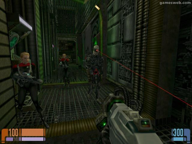 Star Trek Voyager: Elite Force - Screenshots - Bild 10