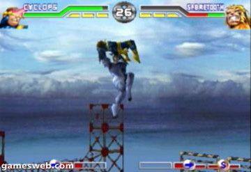 X-Men: Mutant Academy - Screenshots - Bild 2