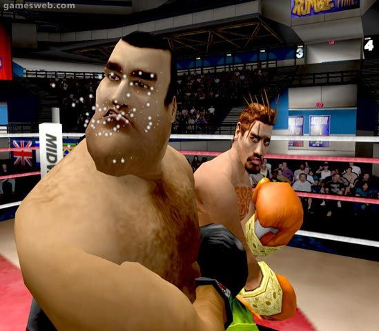 Ready 2 Rumble Boxing Round 2  Archiv - Screenshots - Bild 12