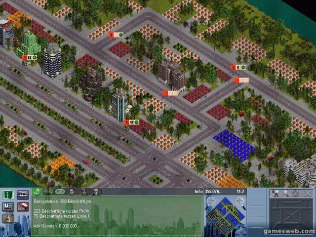 Der VerkehrsGigant Gold - Screenshots - Bild 7