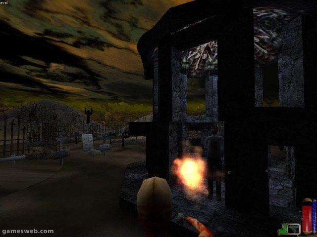 Game of Death Screenshots Archiv - Screenshots - Bild 8