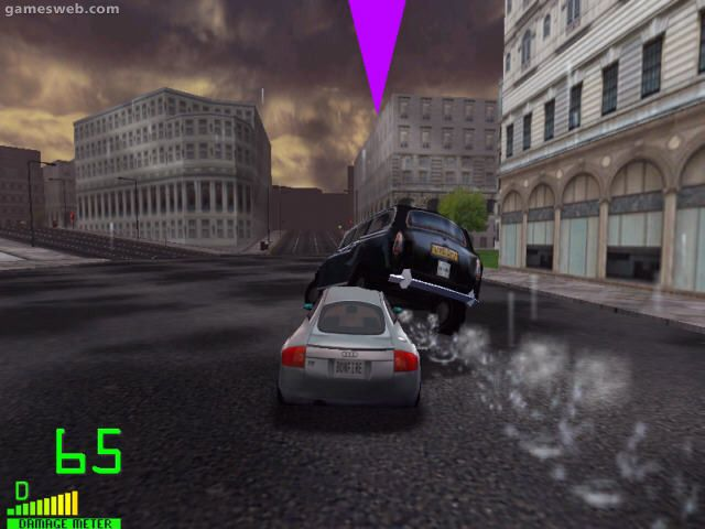 Midtown Madness 2 - Screenshots - Bild 3