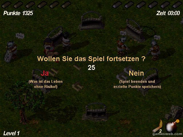 Die Siedler: Hiebe für Diebe - Screenshots - Bild 4