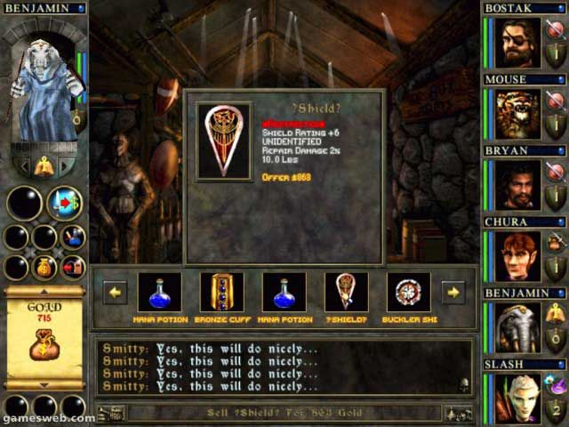 Wizards & Warriors - Screenshots - Bild 5
