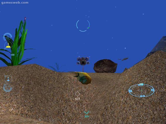 Deep Fighter - Screenshots - Bild 10