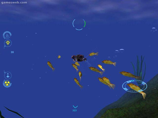 Deep Fighter - Screenshots - Bild 5