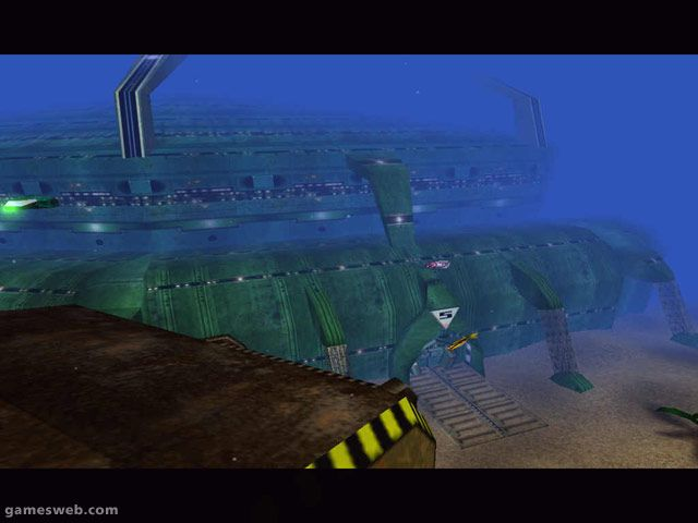 Deep Fighter - Screenshots - Bild 6