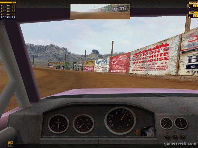 Dirt Track Racing - Screenshots - Bild 6