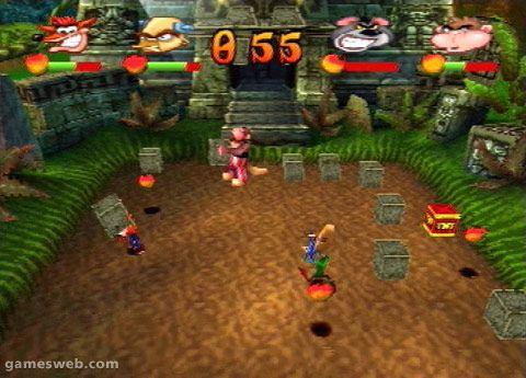 Crash Bash - Screenshots - Bild 2