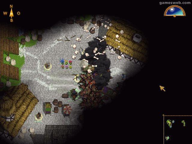 Demonworld II - Screenshots - Bild 8