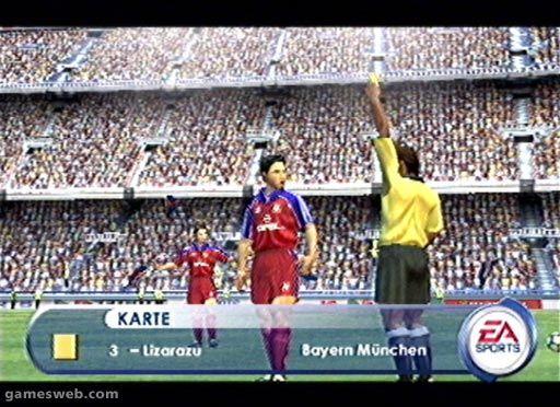 FIFA 2001 - Screenshots - Bild 2