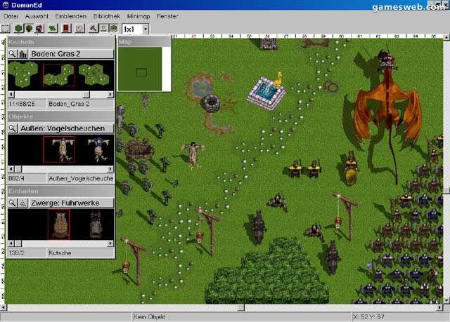 Demonworld II - Screenshots - Bild 3