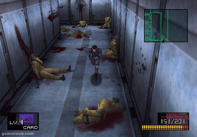 Metal Gear Solid - Screenshots - Bild 3