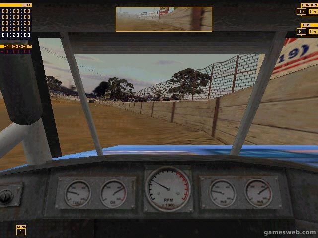 Dirt Track Racing - Screenshots - Bild 7