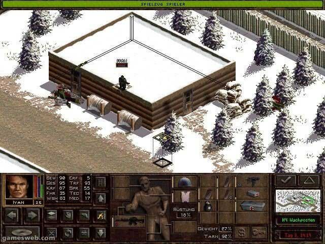 Jagged Alliance 2: Unfinished Business - Screenshots - Bild 12