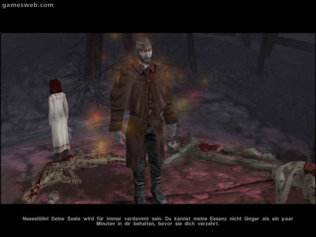 Blair Witch Vol. 2: Coffin Rock - Screenshots - Bild 12