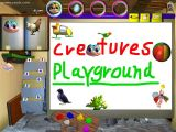Creatures Playgrounds