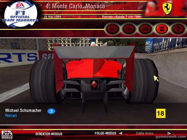 F1 Official Team Manager - Screenshots - Bild 12