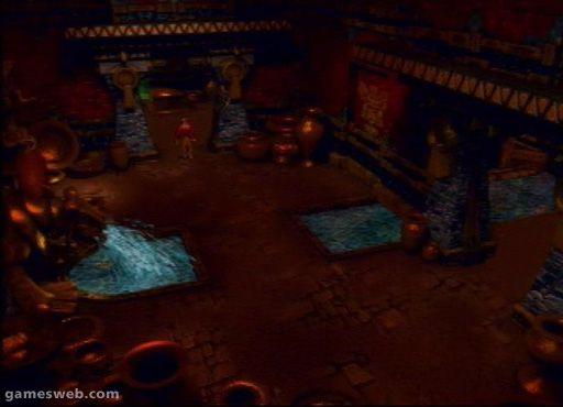 Der Weg nach El Dorado - Screenshots - Bild 14