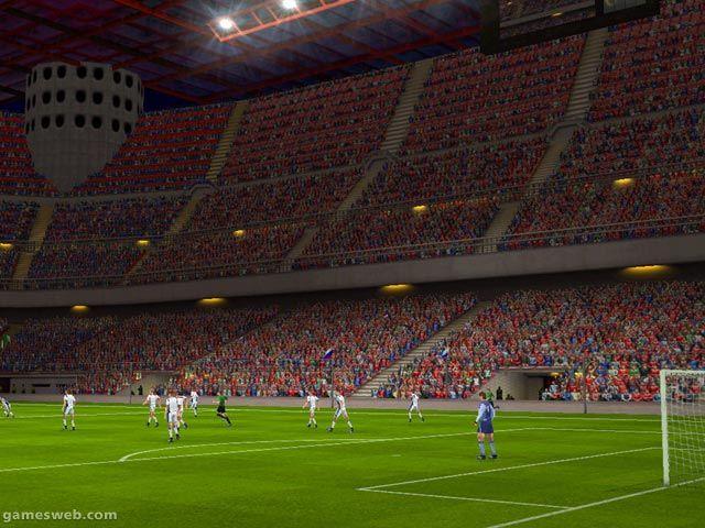 UEFA Challenge  Archiv - Screenshots - Bild 5