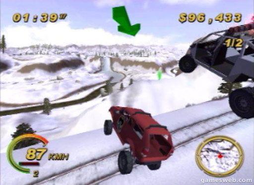 Smuggler's Run - Screenshots - Bild 12