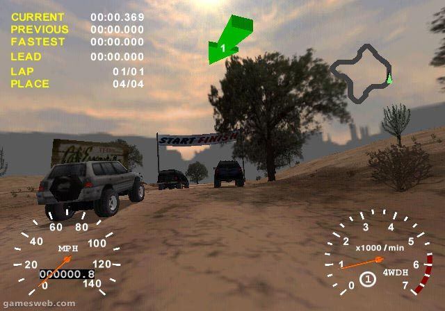 4x4 Evolution  Archiv - Screenshots - Bild 24