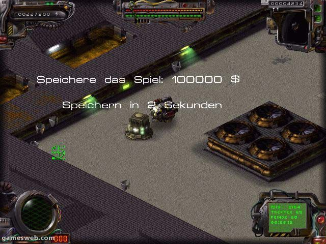 Vyruz: Destruction of the Untel Empire - Screenshots - Bild 4