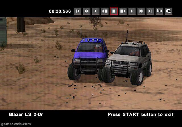 4x4 Evolution  Archiv - Screenshots - Bild 21