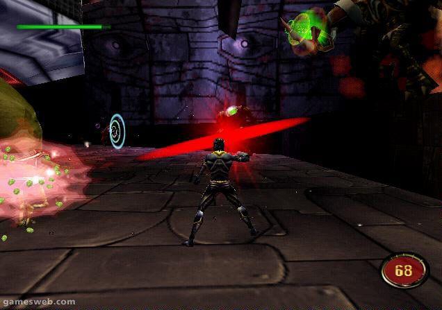 MDK2 Armageddon  Archiv - Screenshots - Bild 8