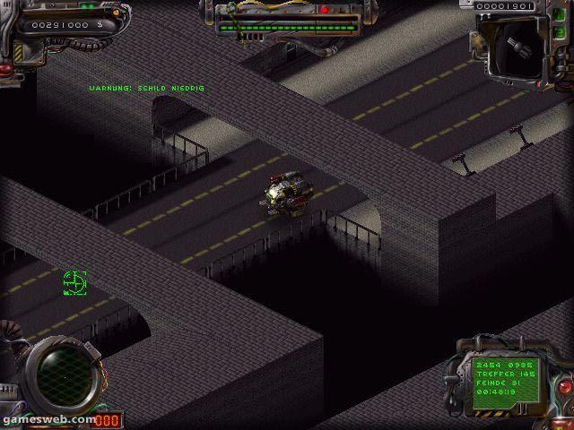 Vyruz: Destruction of the Untel Empire - Screenshots - Bild 3
