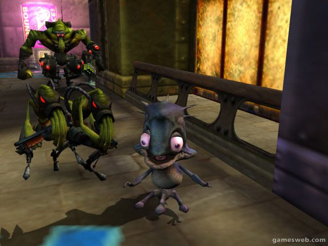 Oddworld: Munch's Oddysee - Screenshots - Bild 14