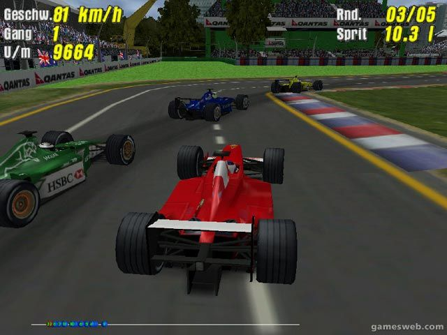 F1 Championship Season 2000 - Screenshots - Bild 12