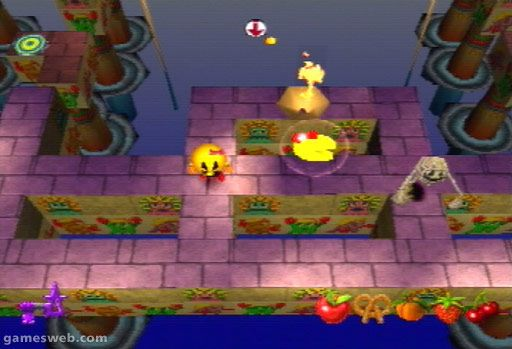 Ms. Pacman Paze Madness - Screenshots - Bild 15