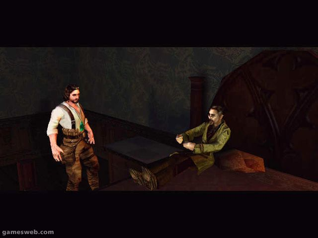 Clive Barker's Undying - Screenshots - Bild 6
