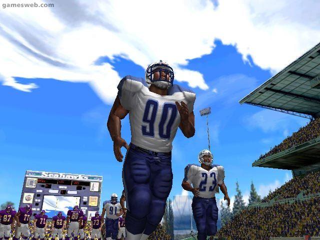 NFL Fever 2002  Archiv - Screenshots - Bild 22
