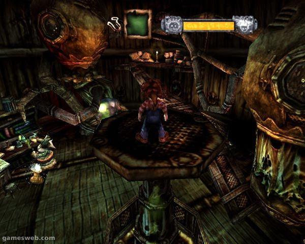 Evil Twin  Archiv - Screenshots - Bild 8