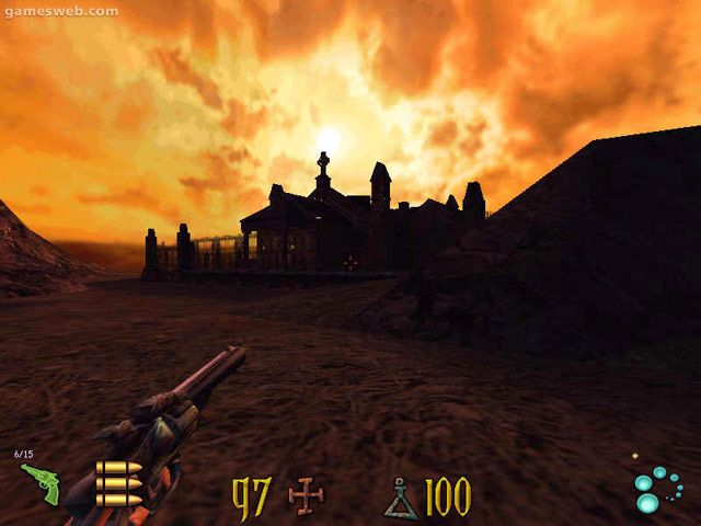 Clive Barker's Undying - Screenshots - Bild 17