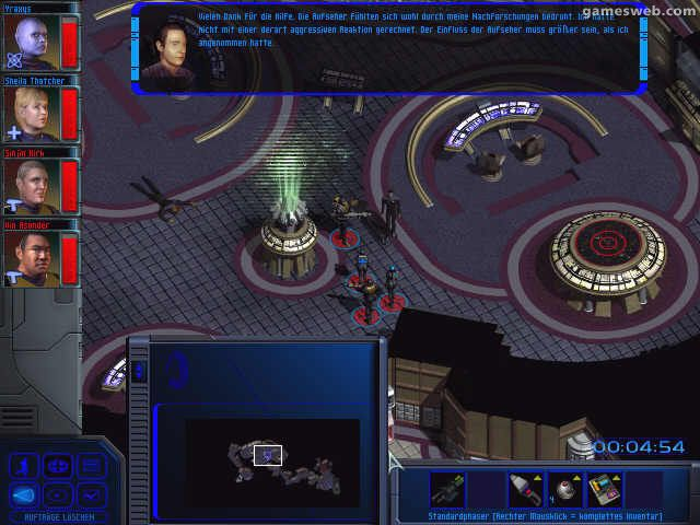 Star Trek: Away Team - Screenshots - Bild 15