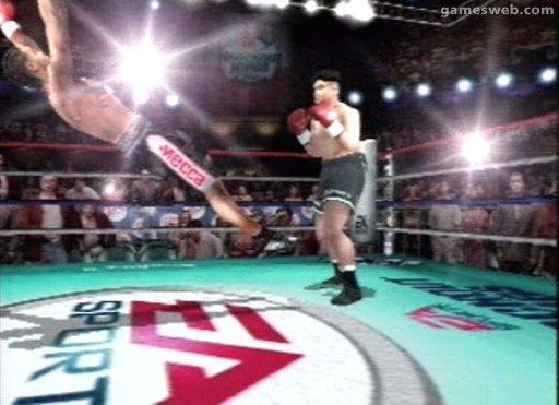 Knockout Kings 2001 - Screenshots - Bild 13