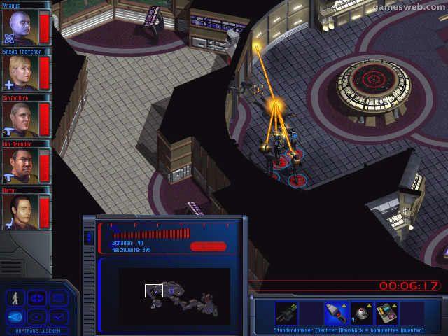 Star Trek: Away Team - Screenshots - Bild 16