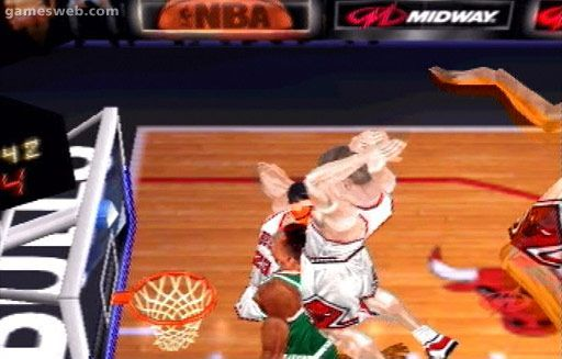 NBA Hoopz - Screenshots - Bild 2
